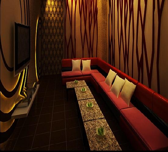 đóng sofa quán karaoke