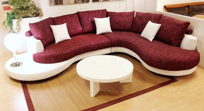 cách chọn màu sắc cho sofa phòng khách