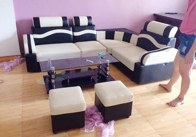chọn màu cho sofa phòng khách đẹp