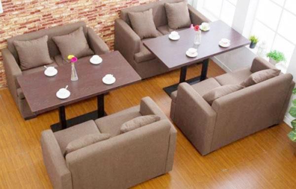 làm ghế sofa cafe đẹp