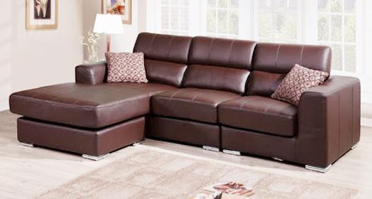ưu điểm của các mẫu sofa da thật cao cấp Tại VX