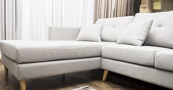 ghế sofa chữ L tại VX