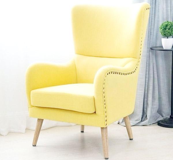 sofa đơn thiết kế theo yêu cầu cho căn phòng đẹp