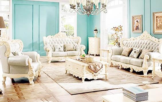 sofa cổ điển tại VX