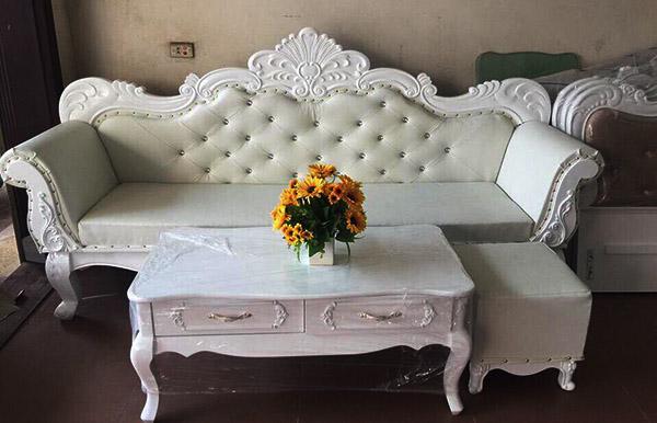 đóng sofa tân cổ điển cao cấp