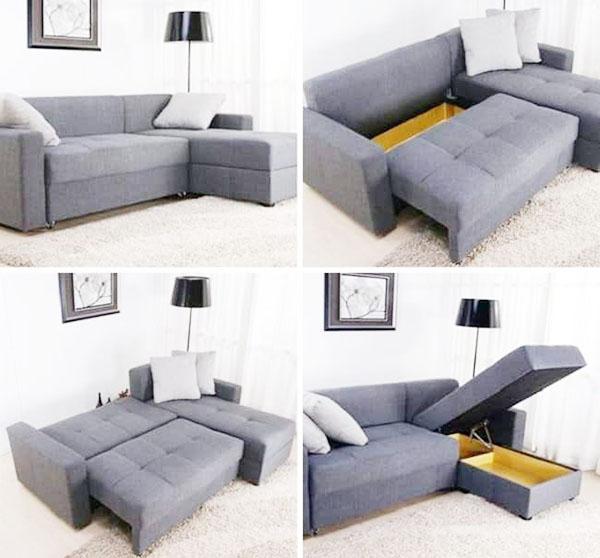 chia sẻ về những điều bạn nhận được khi sử dụng sofa giường nằm mà bạn chưa biết