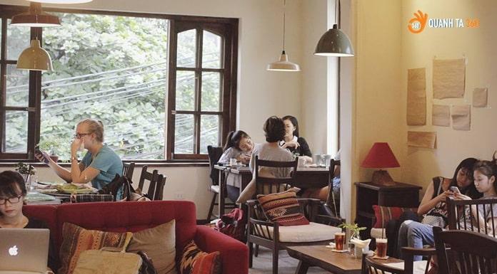 ghế sofa cafe cổ điển tại VX