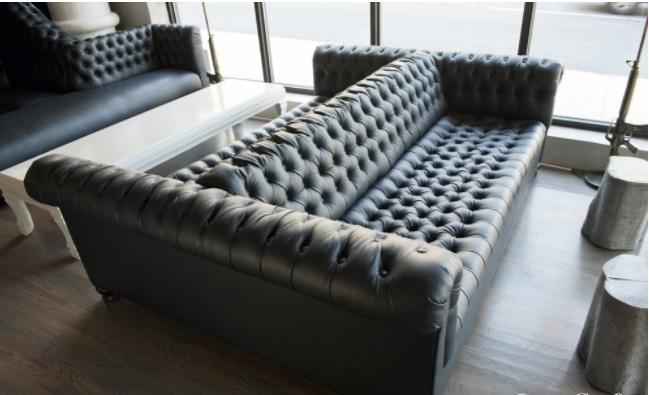ghế sofa cafe cổ điển