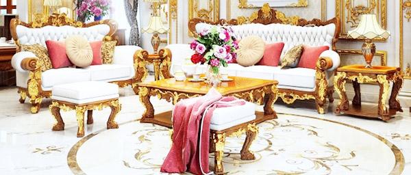 sofa cổ điển đóng ở đâu