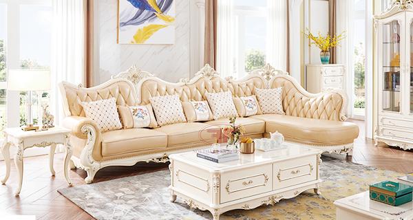 đặc điểm của sofa cổ điển