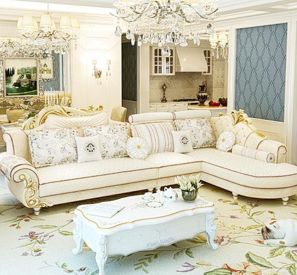 ghế sofa cổ điển có những đặc điểm gì