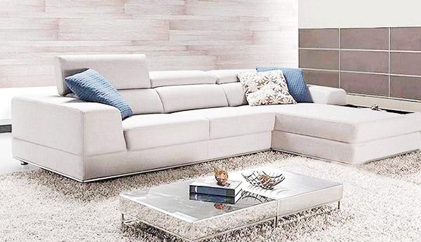Tổng hợp 7 loại vải bọc ghế sofa phòng khách chất lượng
