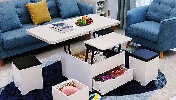 bàn ghế sofa thông minh với những điều cần chia sẻ