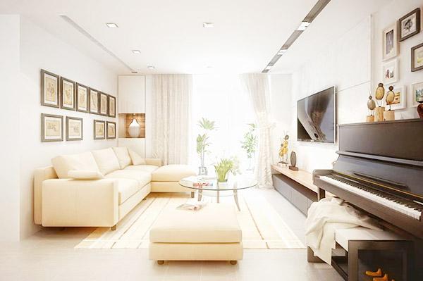 cách chọn ghế sofa căn hộ đẹp mà giá tốt