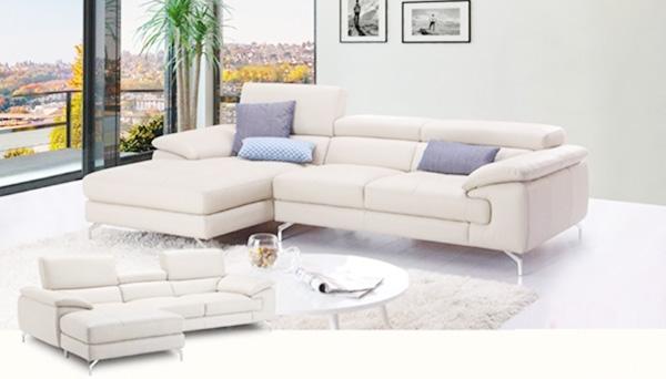 chọn màu ghế sofa phòng khách hài hòa với màu sơn tường