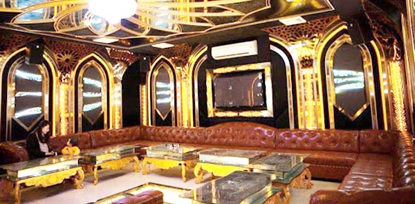 xưởng sản xuất sofa karaoke