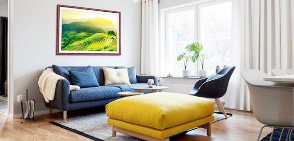 cách trang trí căn hộ đẹp hiện đại, ấn tượng