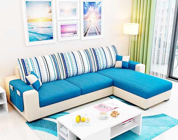 cách trang trí căn hộ với sofa đẹp hiện đại