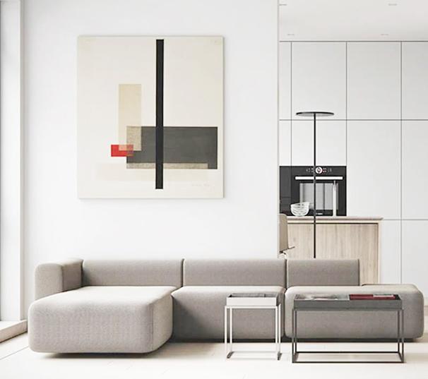 cách trang trí nội thất căn hộ chung cư đúng cách