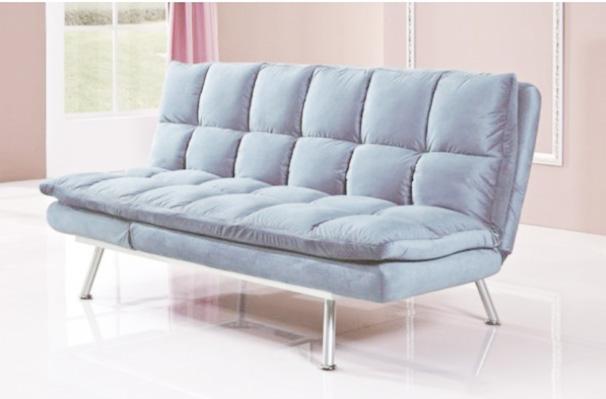 sofa bed vải nỉ đóng theo yêu cầu