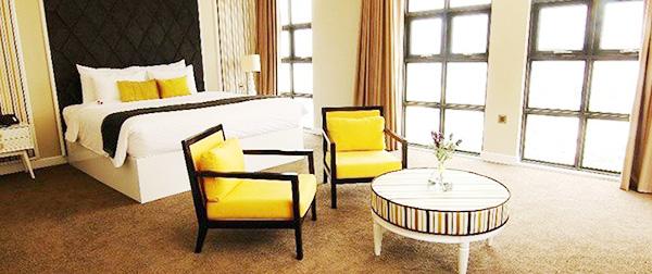 sofa đơn cho khách sạn